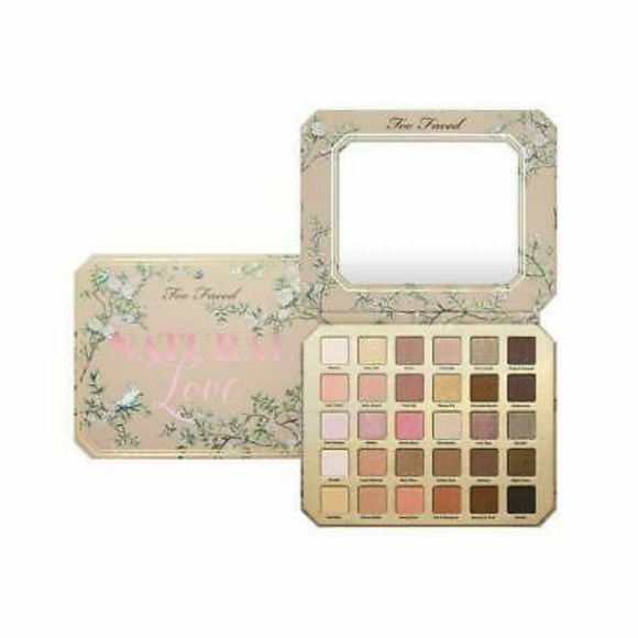 Too Faced Other - Too Face Natural Love Eyeshadow Palette